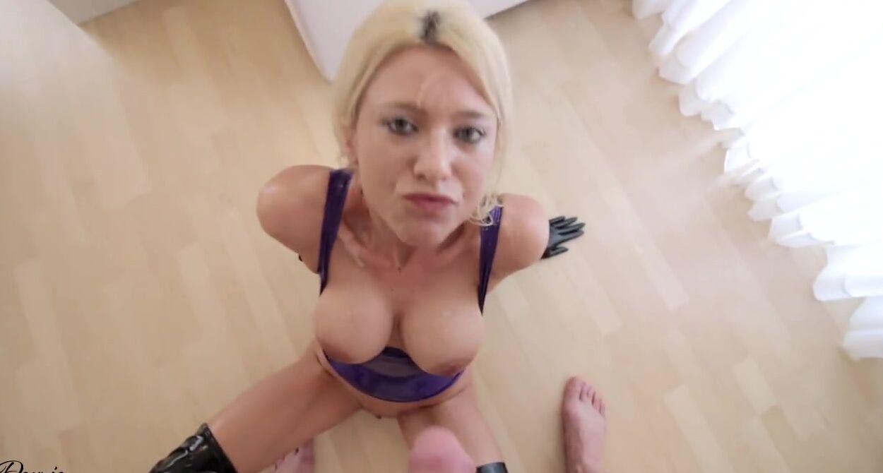 Порно в ботфортах