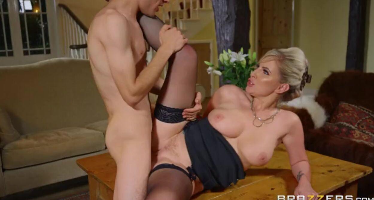 Порно С Леди Фото
